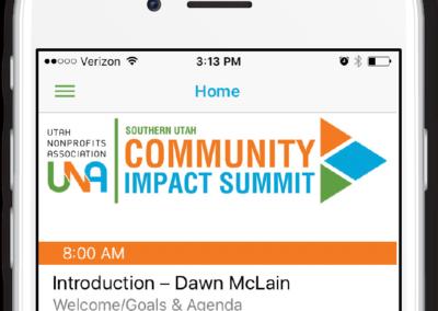 Impact Summit App