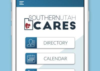 Southern Utah Cares App