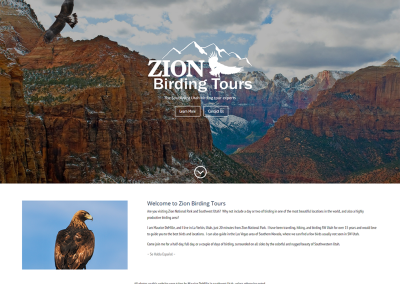 Zion Birding Tours